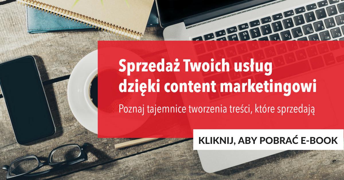 Jak sprzedawać za pomocą content marketingu ebook