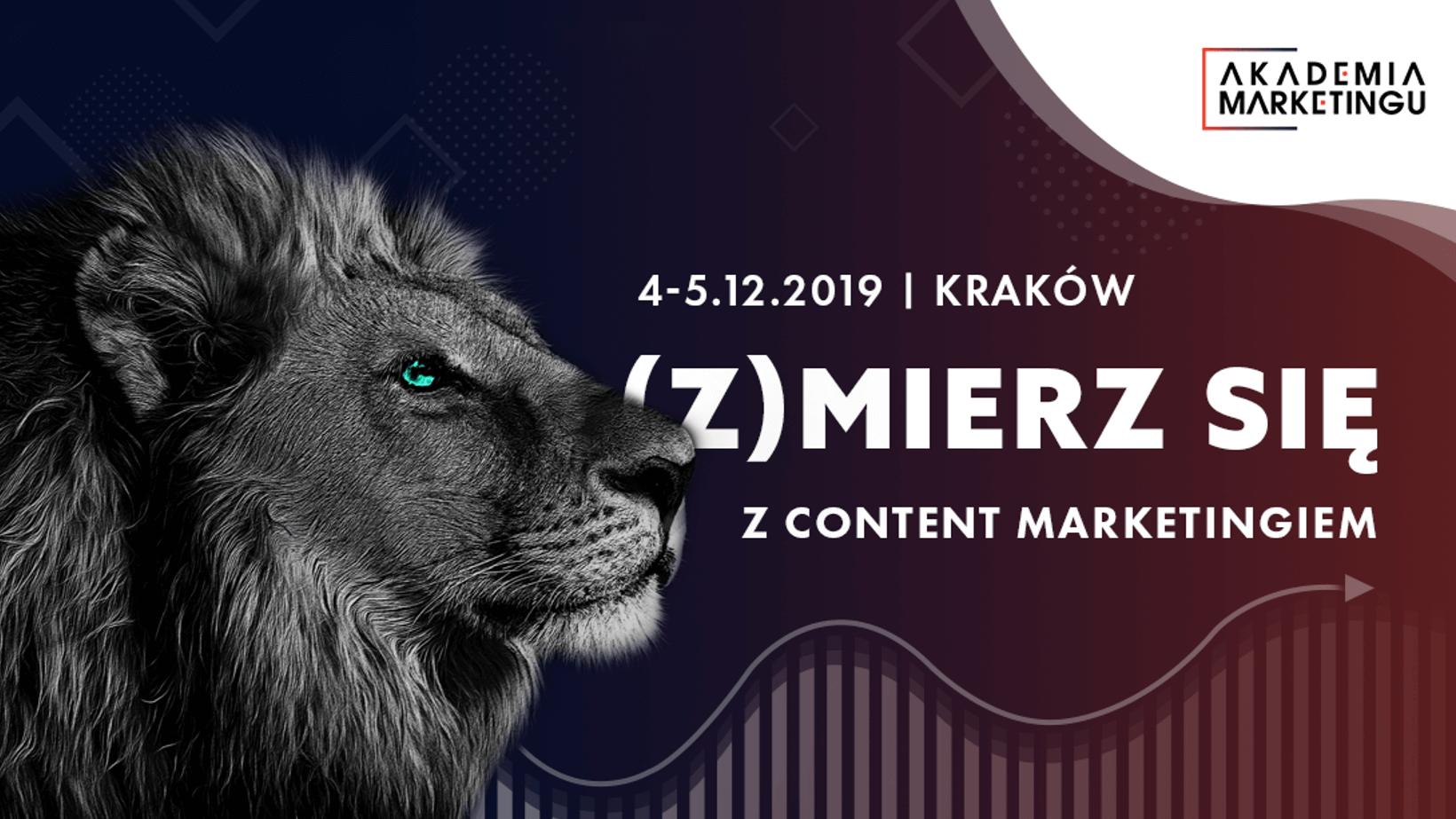 fot. Akademia Marketingu już 4 i 5 grudnia. Kto jedzie do Krakowa?