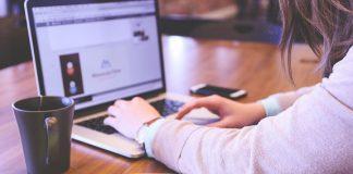 typografia internetowa na blogu