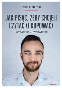 książka o webwritingu jabłoński