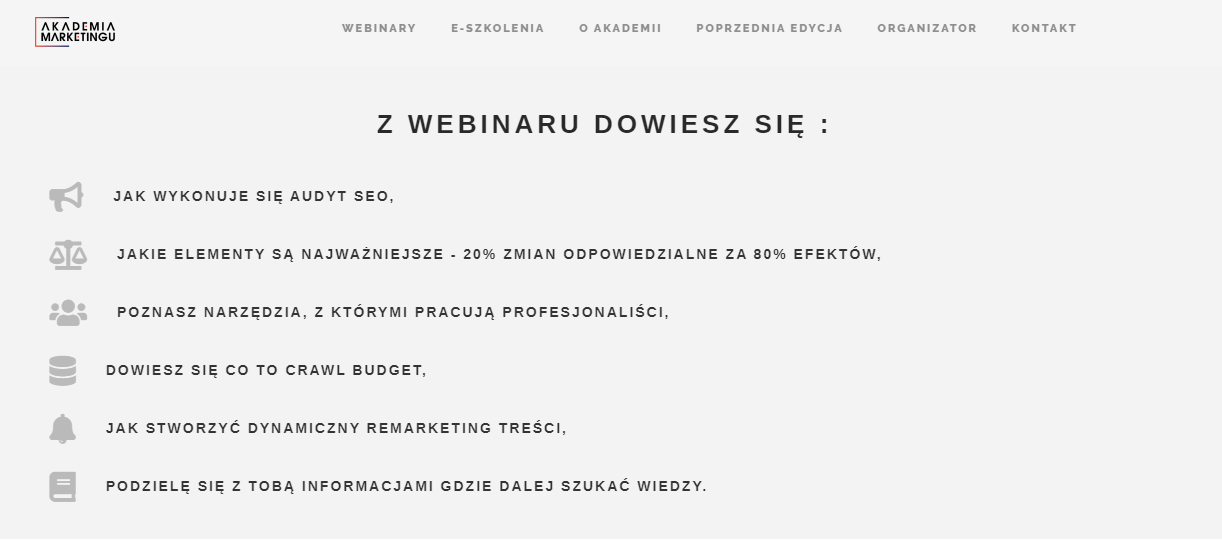 webinar jak zorganizowac