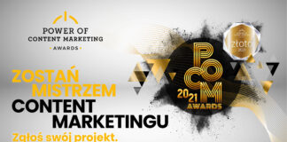 grafika konkursu power of content marketing awards